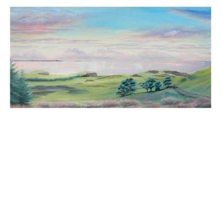 Glengorm Sunset