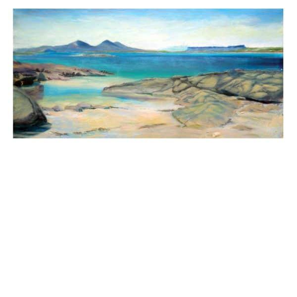 Portuairk beach