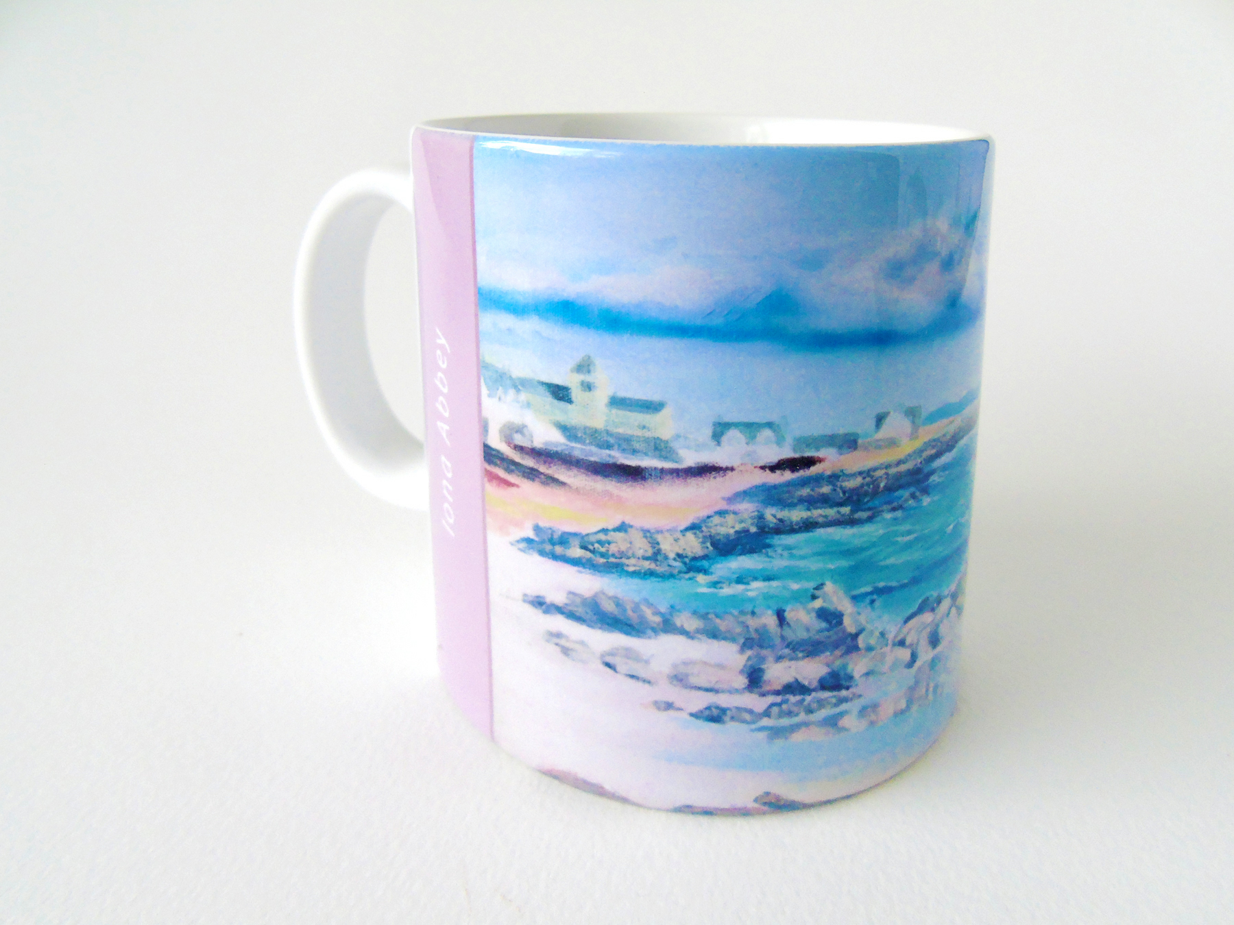 Iona Abbey mug