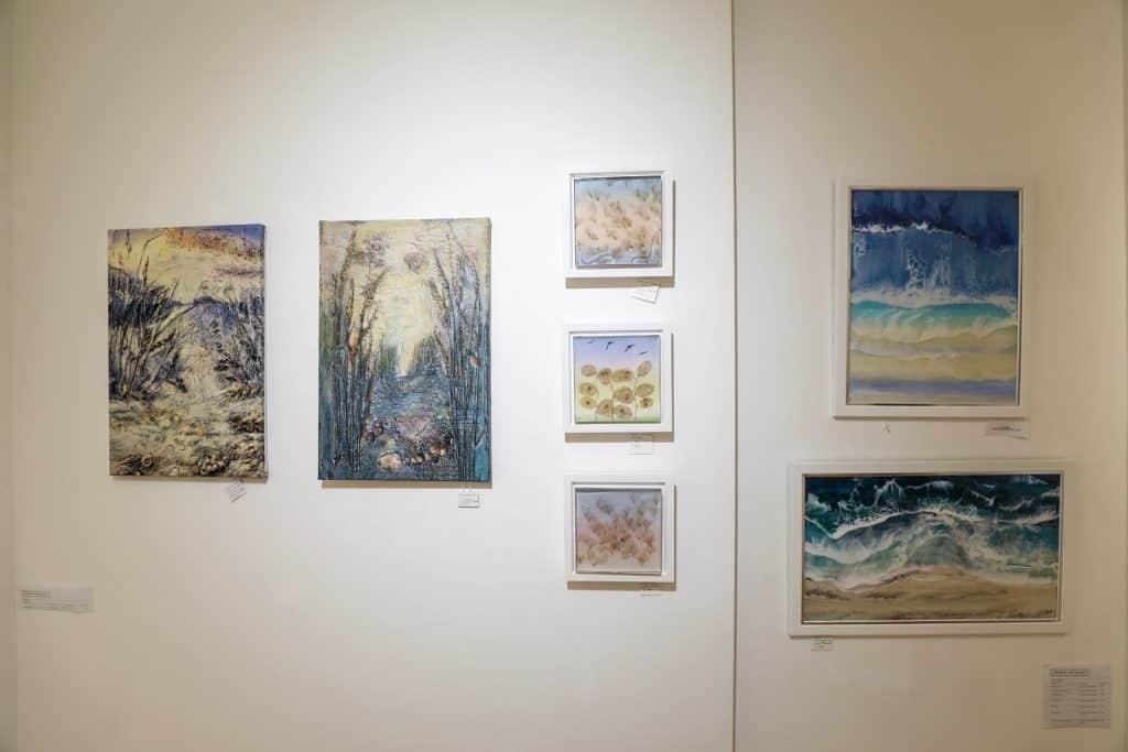 Scottish-Island-Art-at-The-Brick-Lane-Gallery-exhibition.